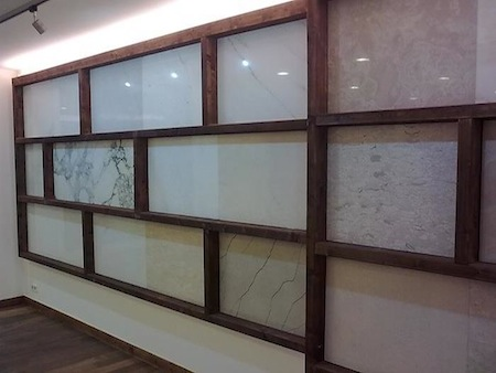 Marmo Italiano Natural Stones Showroom Berlin