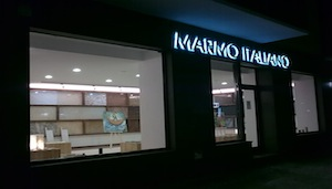 Natural Stones Showroom Berlin, Marble, Granite, Travertine, Onyx, Slate, Sandstone, Vulcan Stone
